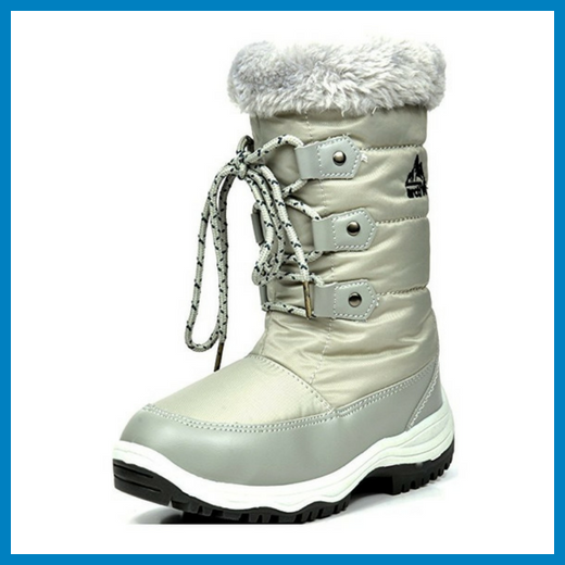 ARCTIV8 NORDIC New Girls Winter Boot