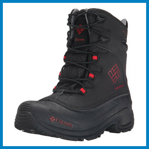 Columbia Youth Buga Plus OH Winter Boot