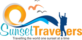 sunset travellers