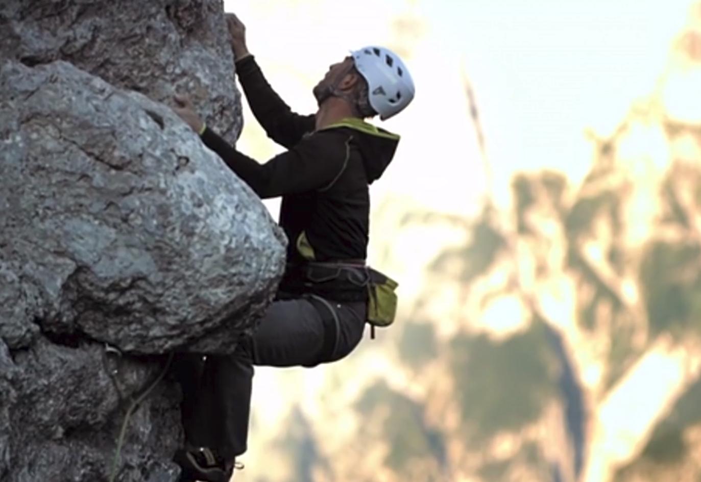 Rock Climbing Gym