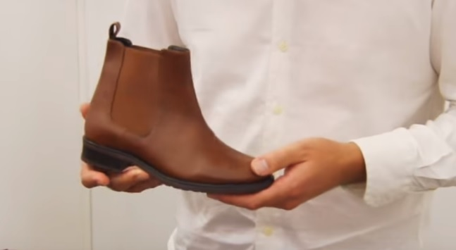 Men's Vegan Boots