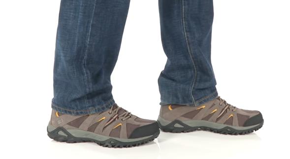 Columbia hiking boots