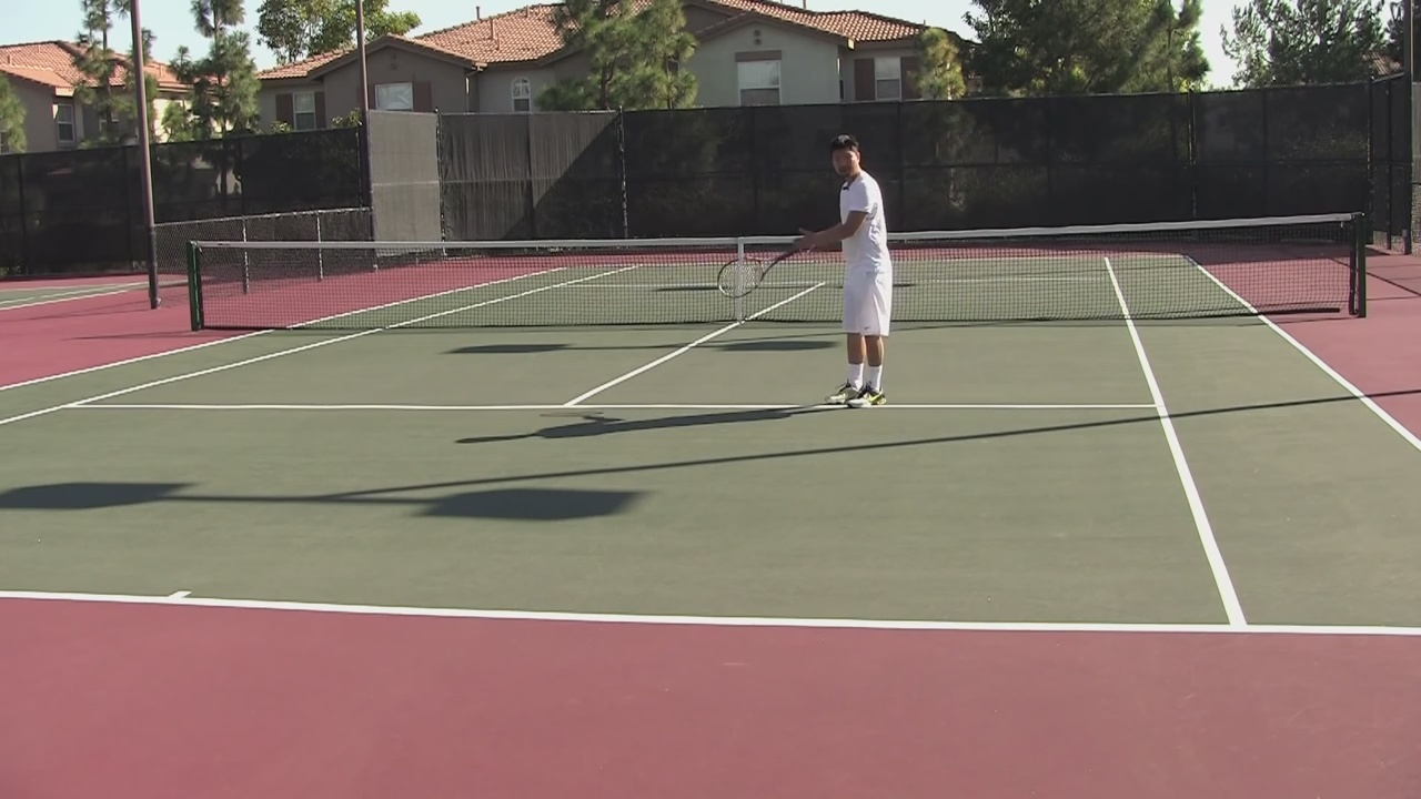 Tennis Lessons for Beginners