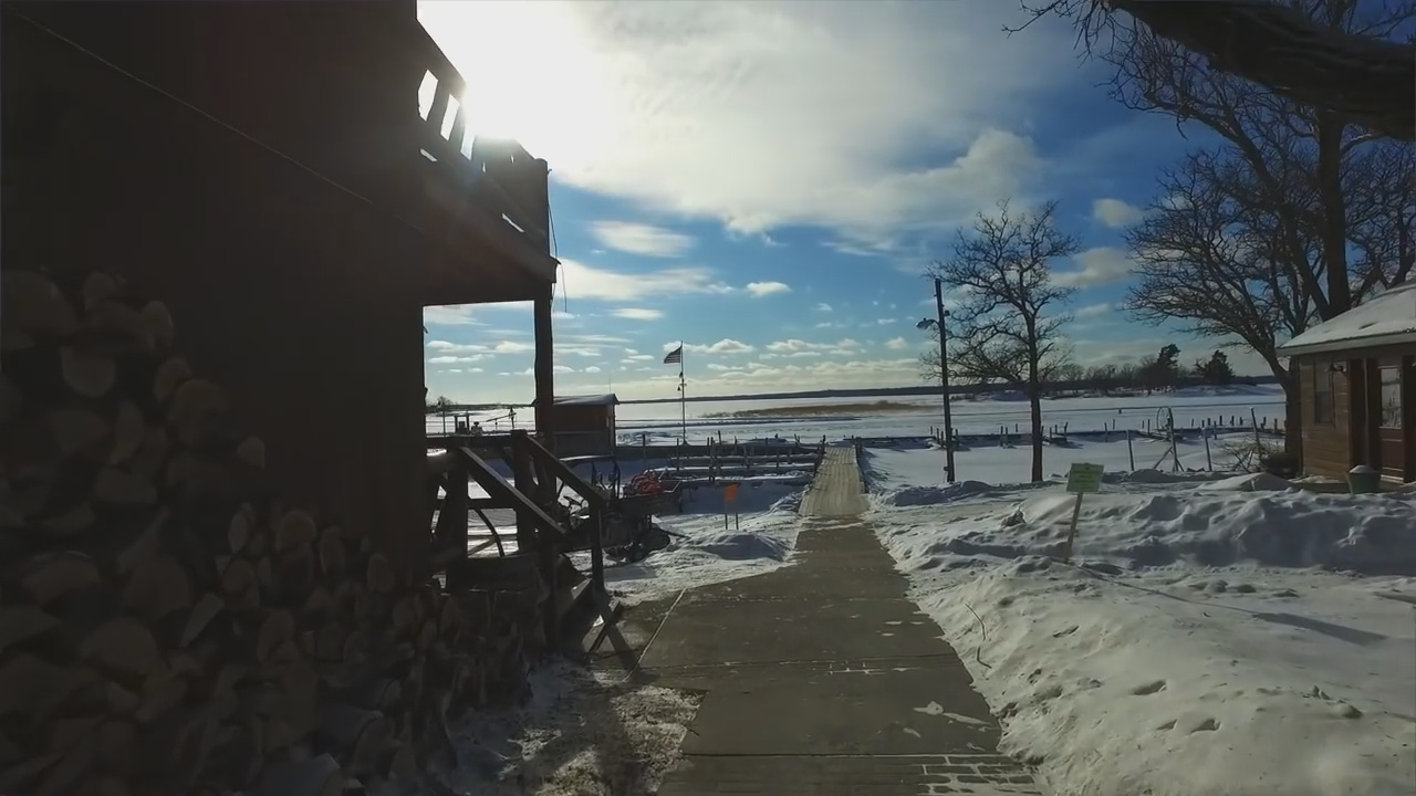 Devils Lake Ice Fishing Guide