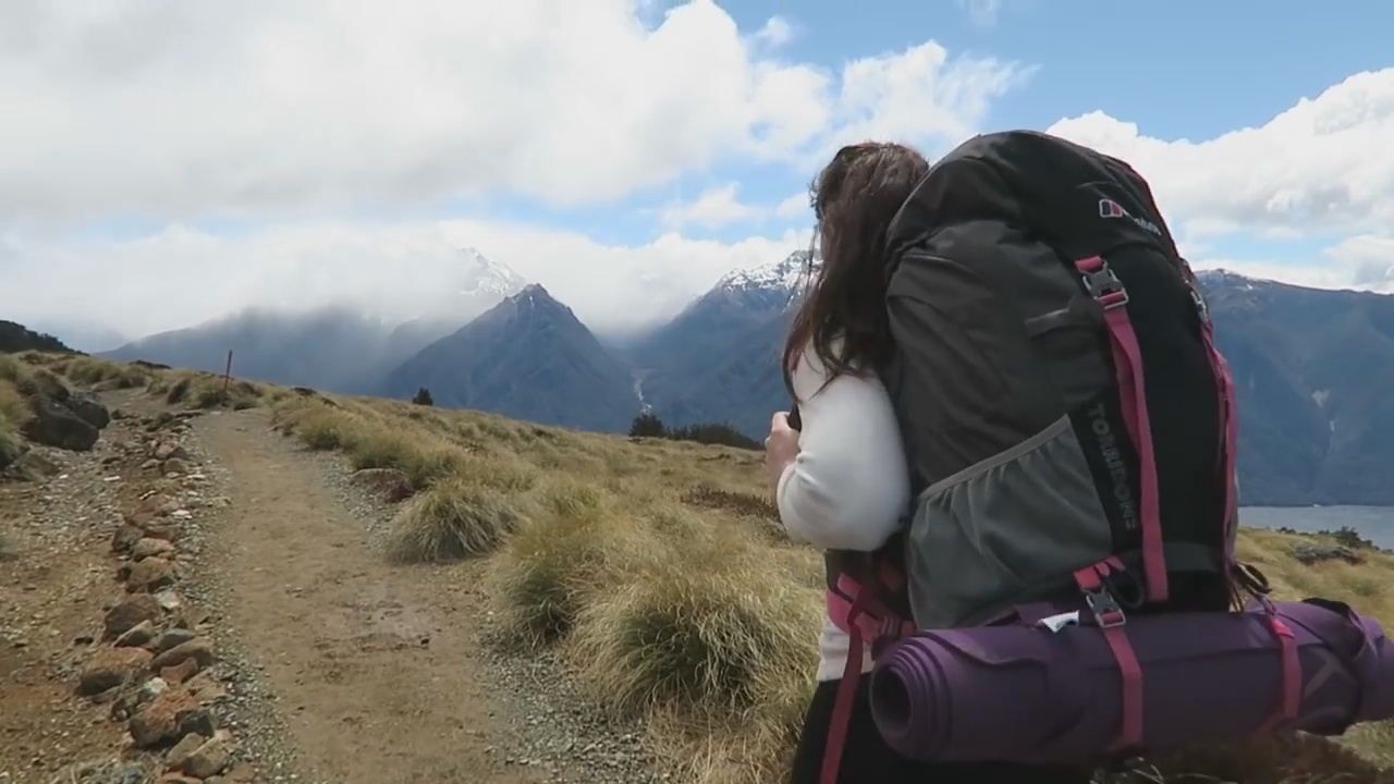 backpacking new zealand