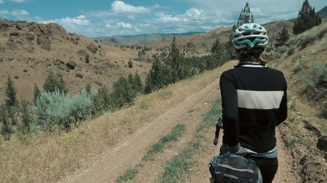 a multi-day cycling adventure bikepacking