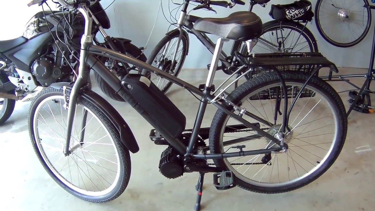 convert bicycle to electric