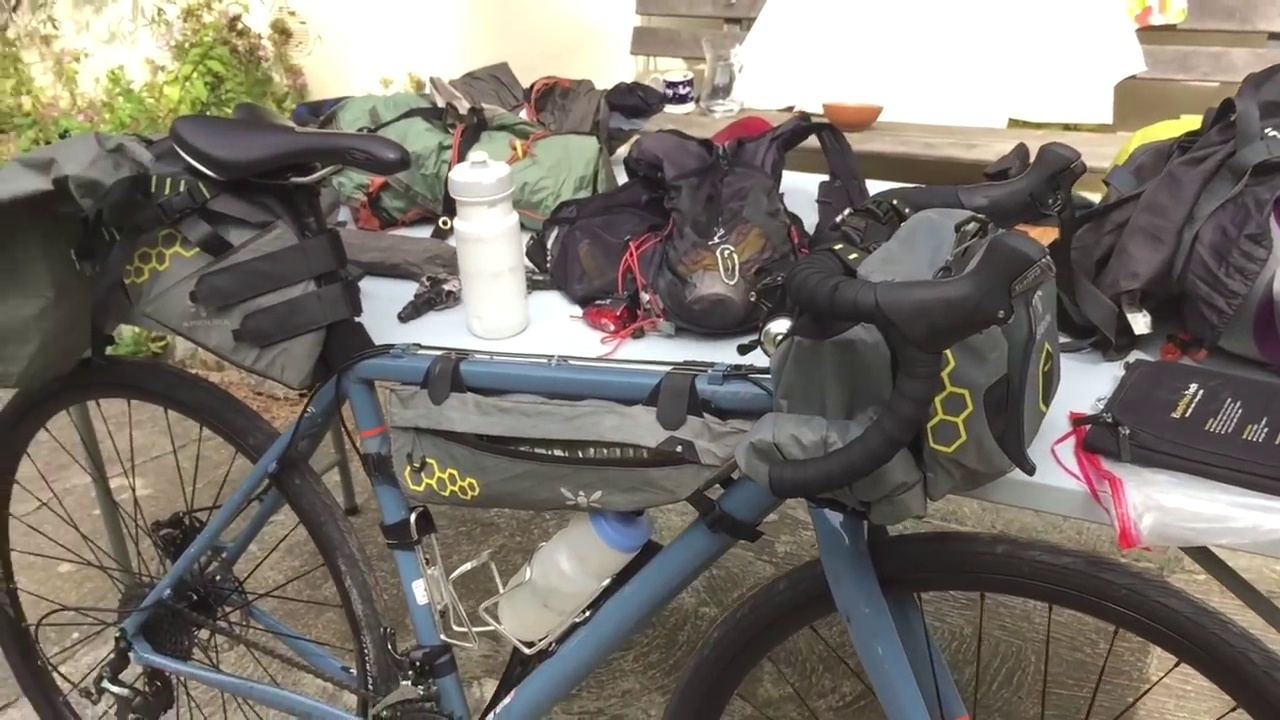 Bikepacking Sleeping Bag